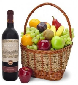 Armenia Fruit Basket