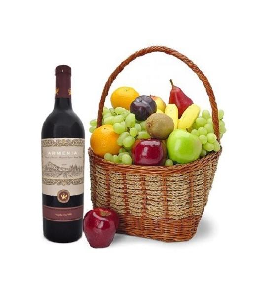 Armenia Fruit Basket