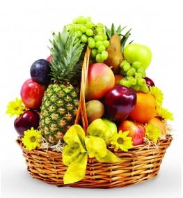 Grand Fruit Basket