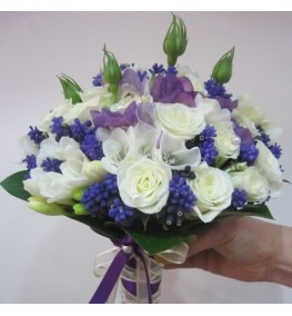 Bridal bouquet -011
