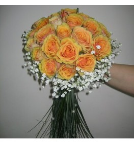 Bridal bouquet -013