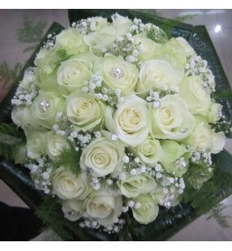Bridal bouquet -016