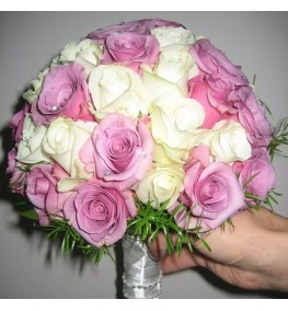 Bridal bouquet -017