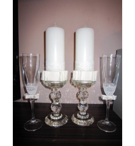 Candles and Glasses 09