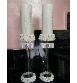 Candles and Glasses 13