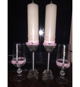 Candles and Glasses 20