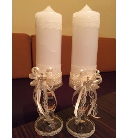 Candles and Glasses 21