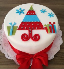 New Year Cake 15