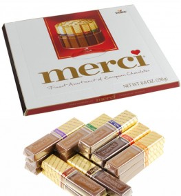 Merci Assorted (250g)