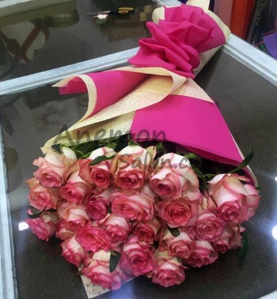 25 Jumelia Roses