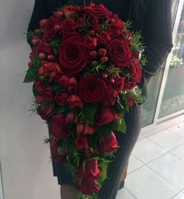 Bridal bouquet -020