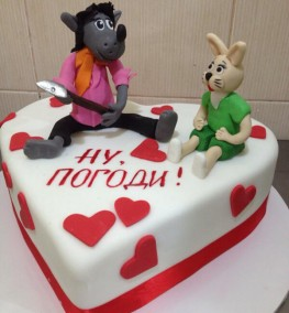 Торт-0258
