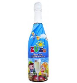Zuzu Champagne for kids .75L